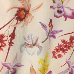 Equipment Tops - Equipment Riley Floral Silk Shirt